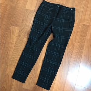 Loft skinny cropped pants
