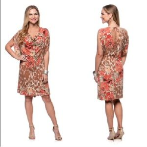 Andrew Charles Dresses & Skirts - ANDREW CHARLES  Coral Floral Sundress