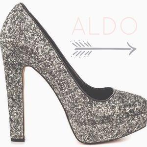 Aldo Shoes - Aldo Sparkly Heels