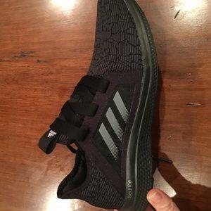 sports shoes 11c17 6bb10 Adidas Shoes - NIB black Adidas edge lux womens running shoes