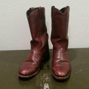 Dan Post Shoes - ❤ Amazing Oxblood Dan Post Boots ❤