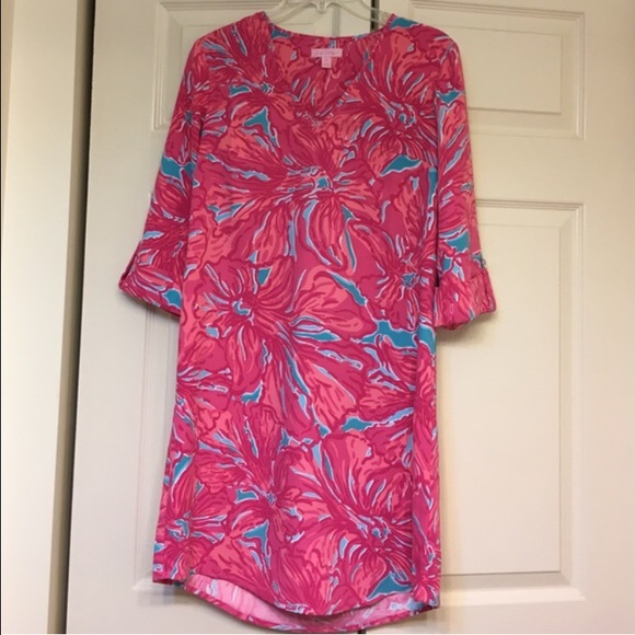 920eb97eb80 Lilly Pulitzer Dresses & Skirts - Lilly Pulitzer Arielle Tunic Dress