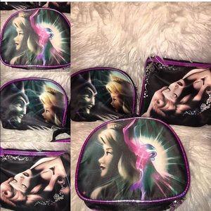 Sleeping Beauty Makeup Bags