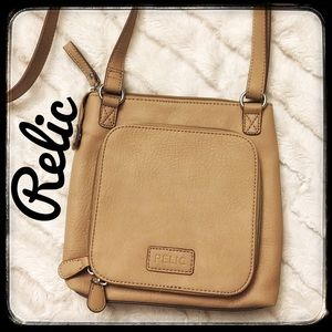 Relic Handbags - NWOT Relic Vegan Leather CrossBody Bag