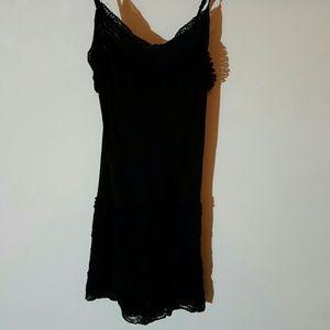 Fire Los Angeles Dresses & Skirts - Black slip dress