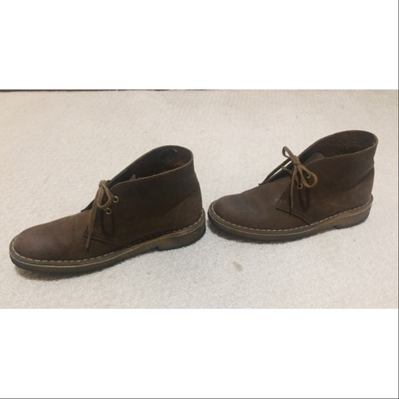 79 clarks shoes clarks desert boot in beeswax