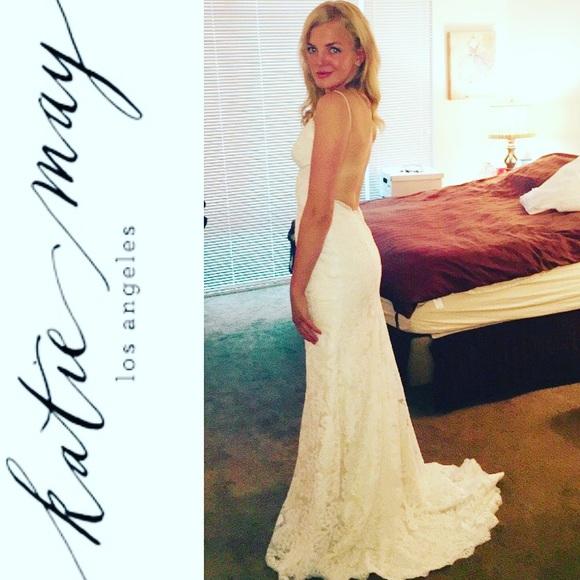 Katie May Dresses   Lanai Gown   Poshmark