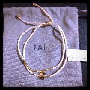 Tai Jewelry - Tai Smiley Emoji Bracelet