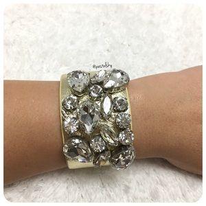  T&J designs gem studded cuff