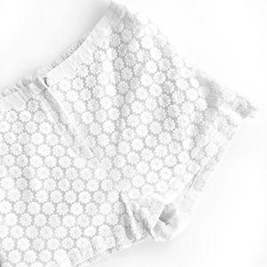 Topshop Pants - Topshop floral shorts