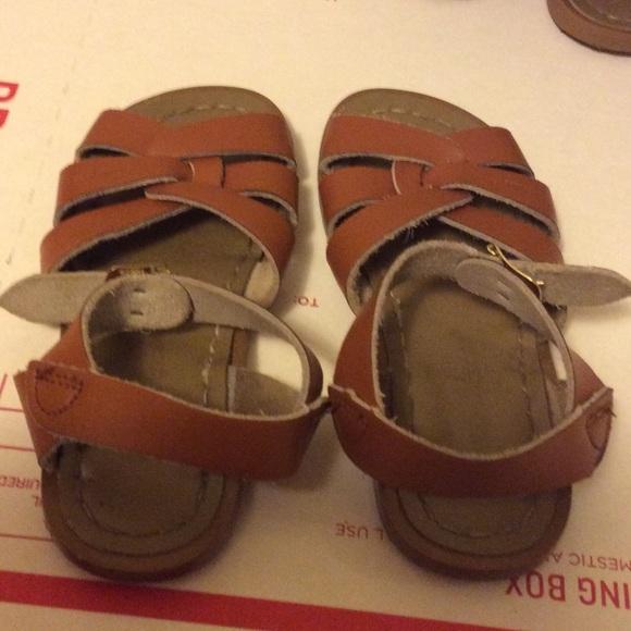 168ecb4106c2 Nordstrom Salt Water Sandals kids. M 586f46752fd0b701fc023eda
