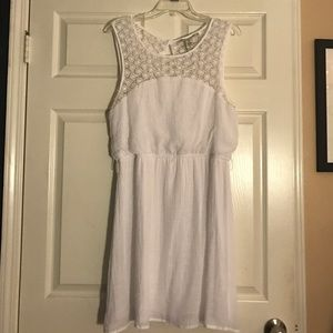 American Rag Dresses & Skirts - White Cocktail Dress - American Rag