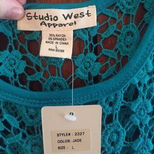 Studio West Dresses - 🍸HP🍸 🆕 Studio West Maxi Dress
