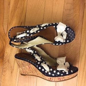 Sperry Top-Sider Shoes - Sperry Top-Sider Wedges Size 6