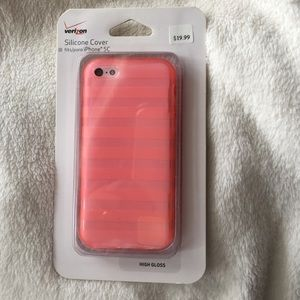 Verizon Other - I phone 5C silicone cover