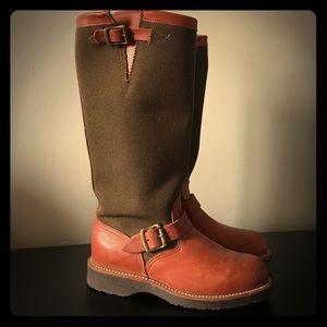 Chippewa Shoes - Chippewa snake proof boots
