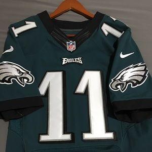 san francisco d27ea 737fb Nike elite Carson wentz eagles jersey