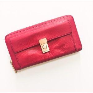 DKNY Handbags - DKNY Leather Wallet