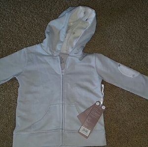 aden + anais Other - NWT Aden and Anais jacket sweater 12 m silver