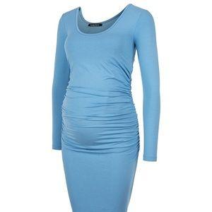 Isabella Oliver Dresses & Skirts - Isabella Oliver Eldon Maternity Midi Dress