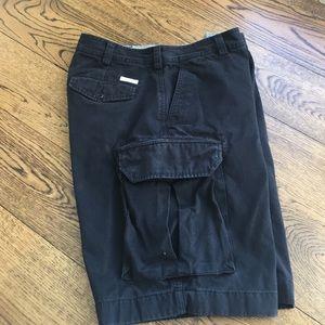 Daniel Cremieux Other - Men's Cremieux black cargo shorts sz 34
