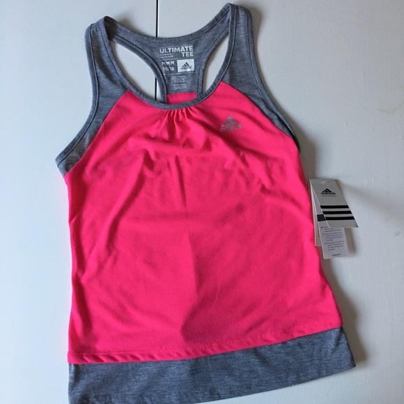adidas Girls Ultimate Tank