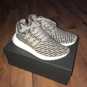 huge discount 0758b a9d25 Adidas Shoes - New 9.5 Adidas NMD R2 Primeknit Shoes