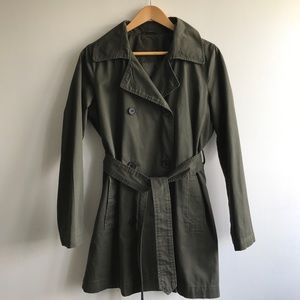 Forever 21 Trench