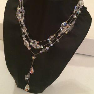 Swarovski Jewelry - Stunning Necklace Crystallized With Swarovski