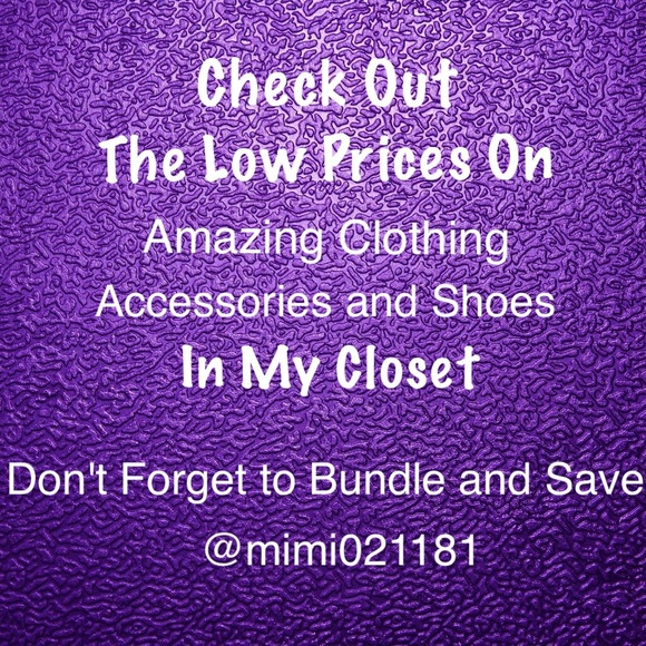Other - Check Out My Closet🛍TOP-RATED SELLER