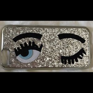 Jewelry - IPHONE 6S WINK PHONE CASE-ADORABLE-REDUCED!!!