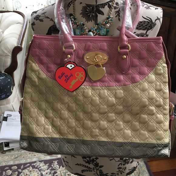 a9c71b65821b NWT Bobbi by sharif bag.