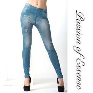 Denim - ✂️ Price ✂️ Jeaneez Leggings