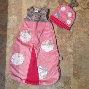 Baby Aspen Other - Ladybug Sleep Sack Costume