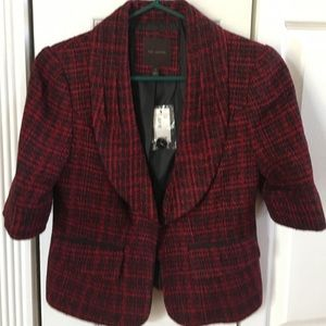 The Limited Tweed Blazer