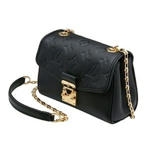 Louis Vuitton Bags Louis Vuitton Noir Monoempreinte St