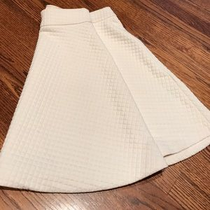 Banana Republic mate ladder circle skirt size 0
