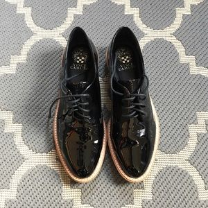 Vince Camuto Shoes - LOWEST! Vince Camuto Patent Leather Oxfords