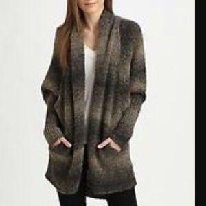 360 sweater Sweaters - Alpaca dolman sleeve open cardigan
