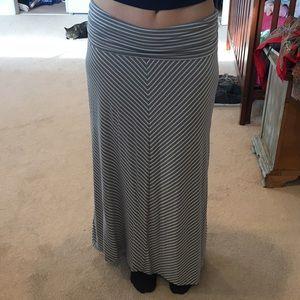Old Navy Dresses & Skirts - Old Navy Maternity Maxi Skirt - sz M