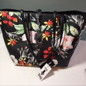 new directions Handbags - NWT mega bag 2 in One Purse