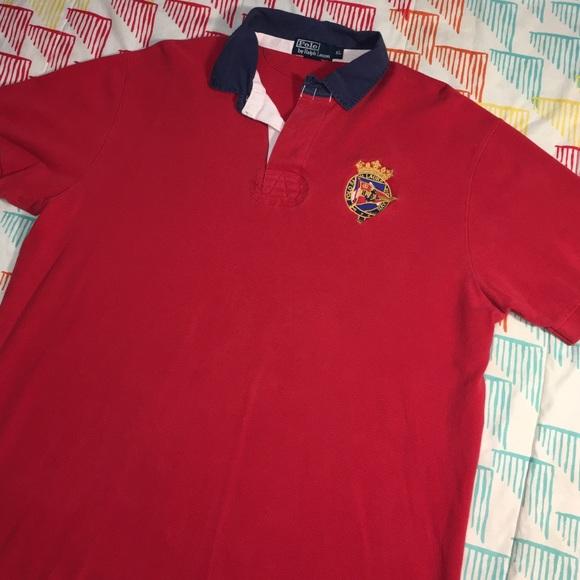 Polo By Ralph Lauren Shirts Ralph Lauren Polo Large Crest Logo X