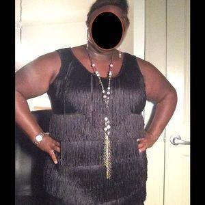 Dresses & Skirts - Plus size flapper costume