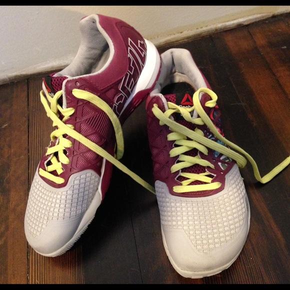Reebok Crossfit Tamaño De Los Zapatos De Las Mujeres 9 uUhN3yD