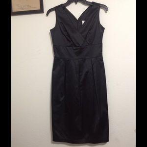 Spiegel Dresses & Skirts - Spiegel black cocktail sheath dress