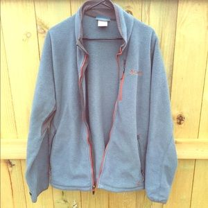 Columbia Other - ☀️SALE☀️ Men's Blue/Gray Columbia Jacket 🔹