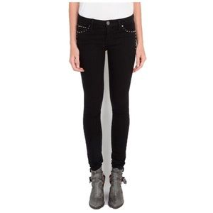 Current/Elliott the ankle skinny jean