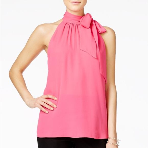 90c1463888 Inc international concepts tie neck halter top