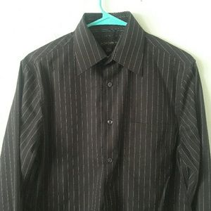 axist  Other - Black and white stripes shirt