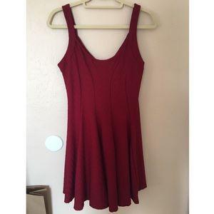 H&M Dresses - H&M Maroon Dress